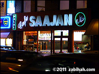 Saajan Halal Café