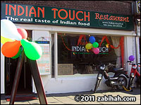 Indian Touch