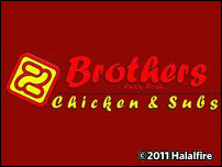 Two Brothers Chicken & Subs