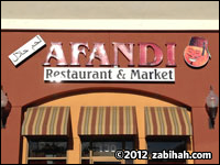 Afandi Restaurant & Market