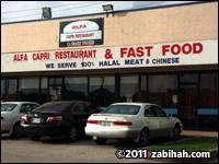 Alfa Capri Restaurant
