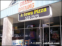 A-Town Pizza & Kabob House