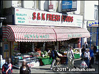 S & K Fresh Foods