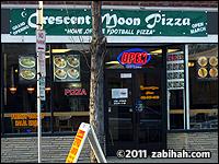Crescent Moon Pizza