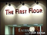 The First Floor Restaurant