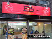 Halal Pizza & Burger