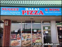 Nugget Pizza & Wings