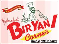 Hyderabadi Biryani Corner