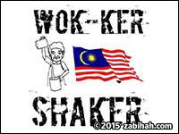 Wok-ker Shaker