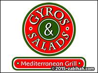 Gyros & Salads