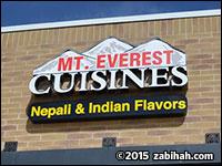 Mt. Everest Cuisines