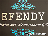 Efendy Turkish & Mediterranean Grill