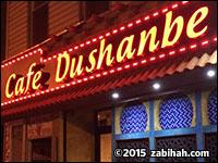 Café Dushanbe
