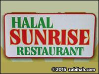 Sunrise Halal Restaurant