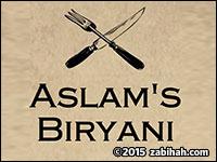 Aslams Biryani