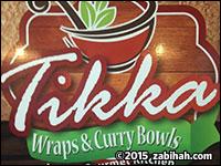 Tikka Wraps & Curry Bowls