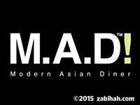 Modern Asia Diner!