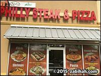 Nubia Philly Steak & Pizza