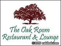 Oak Room Restaurant & Lounge