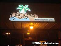 Oasis Café & Mediterranean Grill