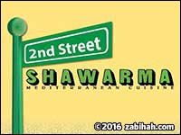 2nd Street Shawarma