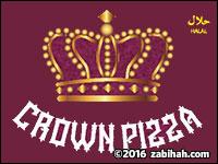 Halal Crown Pizza