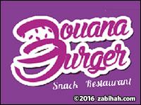 Bouana Burger
