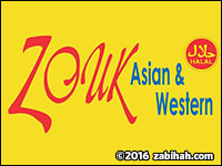 Zouk Asian & Western