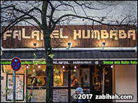 Falafel Humbaba