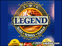 Legend Subs, Wings & Kabab