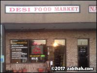 Desi Food Market