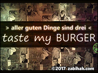 Taste My Burger