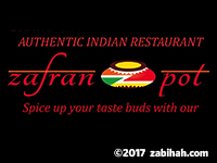 Zafran Pot