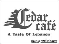 Cedar Café