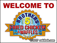 5 Brothers Fried Chicken & Waffles