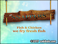 Mr. Snappers Gyros & Seafood