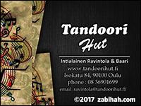 Ravintola Tandoori Hut
