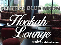 Central Blue Moon Grill & Hookah Lounge