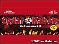 Cedar Kabab