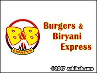 Burgers & Biryani Express