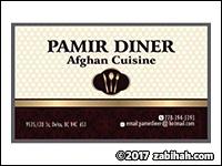 Pamir Diner