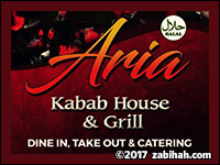 Aria Kabab House & Grill