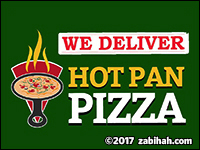 Hot Pan Pizza