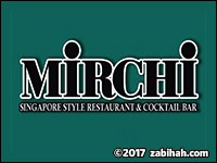 Mirchi Singapore Restaurant