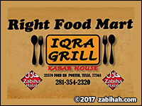 Right Food Mart & Iqra Grill