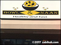Bowl & Naan