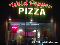 Wild Pepper Pizza