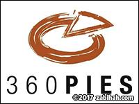 360 Pies
