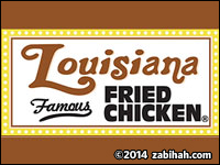 Louisiana Famous Fried Chicken & Seafood