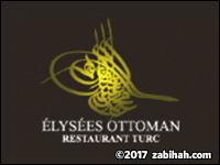 Elysées Ottoman
